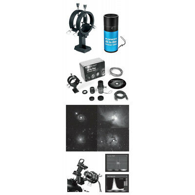 An all-in-one imaging solution for multiple types of astrophotography