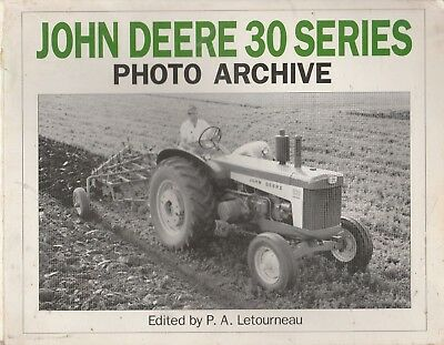 John Deere 30 Series Photo Archive Book