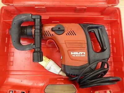 Hilti TE 500-AVR - Demolition Hammers and Breakers 110v