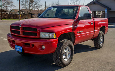 "Dodge Ram 1500 2dr Reg Cab 119"" WB 4WD 2001 Dodge Ram Sport 4x4 Quality Build"