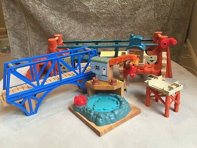Thomas the Tank Engine Wooden Train Set Accessories