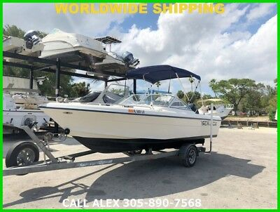 2002 Sea Fox 205 Dc