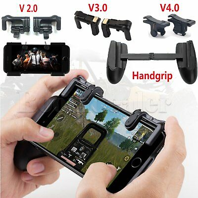 PUBG L1R1 Gaming Trigger Mobile Game Fire Button Handle Grip Shooter Controller