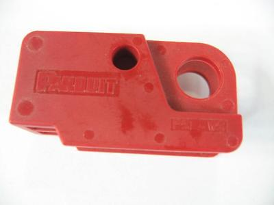 Panduit PSL-WS Toggle Switch Lockout Device Red Nylon FREE SHIP