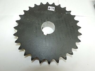 "Martin 60BS28 1-7/16 Sprocket - 3/4 Pitch - 28 Teeth - 1 7/16"" Finished Bore"