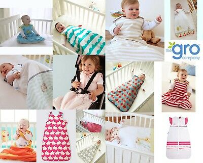 Grobag Baby Girl Boy 0-6 months Sleeping Bags Tog 1.0 SAVE $45 CLEARANCE SALE!