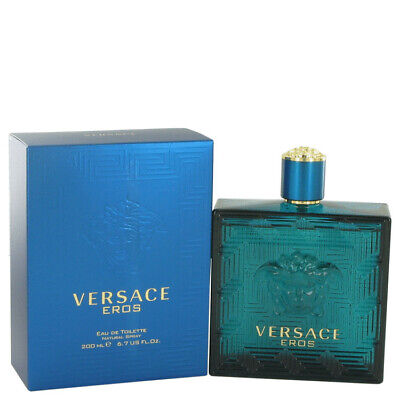 Eros Cologne by Versace EDT Spray for Men