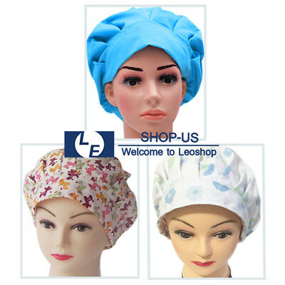 New Catering Kitchen Cooking Chef Medical Surgical Surgery Skull Baker Cap Hat