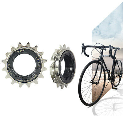 Bicycle Freewheel Single Speed 13-18T High Strength Bike Sprockets Flywheel Cog