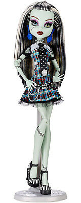 Mattel Monster High Original Kollektion Frankie Puppe Spielzeug Puppe Halloween