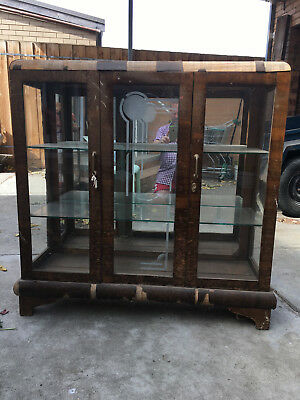 Crystal Cabinet FREE Lots of glass