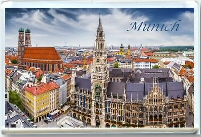 Munich - Bavaria Fridge Magnet-3