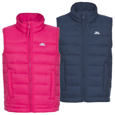 Trespass Jadda Kids Lightly Quilted Gilet Bodywarmer