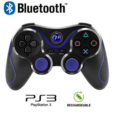 PS3 PlayStation 3 Wire Cable Controller Dual Shock PC Gamepad Console Joypad Hot