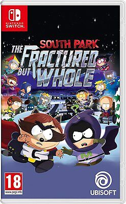 South Park and The Fractured But Whole (Nintendo Switch) NEW SEALED