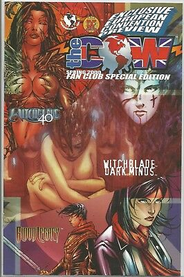 WITCHBLADE / BLOOD LEGACY / DARK MINDS - No. 1 (2000) LIMITED EDITION