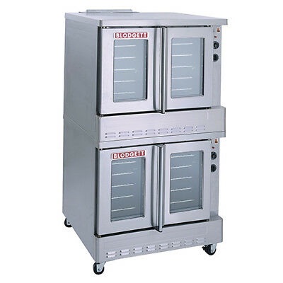 Blodgett SHO-G Double Stack Convection Oven - LP Gas Model