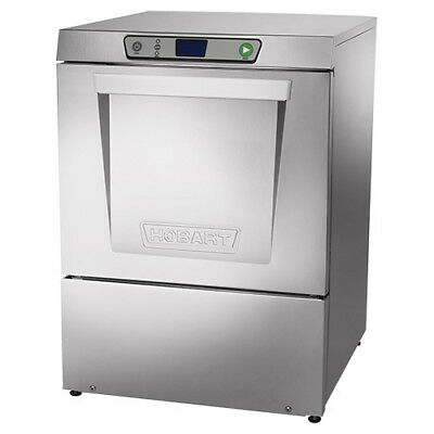 Hobart LXEH-2 Undercounter Dishwasher - High Temp Sanitizing Unit