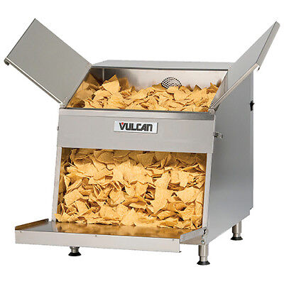 Chip Warmer - 22 Gallon Capacity