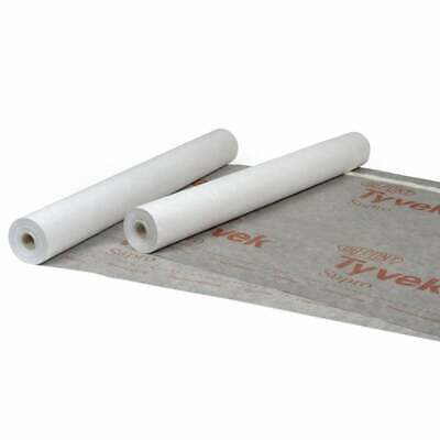 Dupont Tyvek Supro Roofing Membrane 50mX1.5m