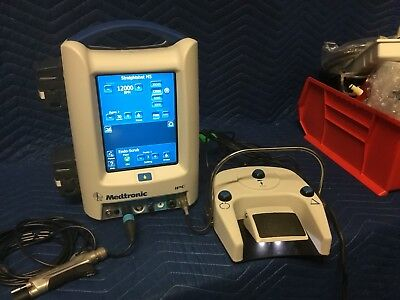 Medtronic M5 IPC  Shaver Sytem ENT With Footswitch 1898001
