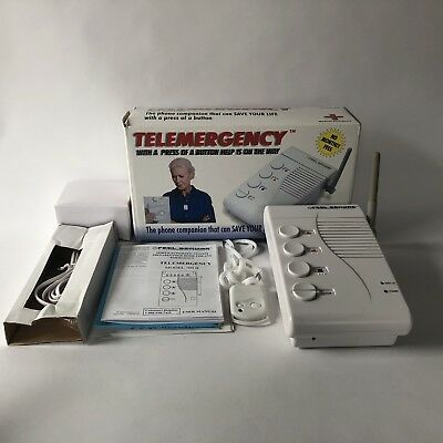 Telemergency Pro Emergency Alert System Model 700 B