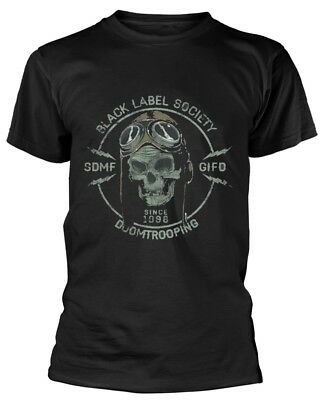 Black Label Society 'Doom Trooper' T-Shirt - NEW & OFFICIAL