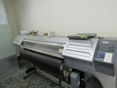 "Roland SolJet PRO IIV SC-545EX 54"" Eco Solvent Printer And cutter"