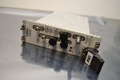National Instruments PXI-5610 2.7 GHz RF Unconverter $11K New