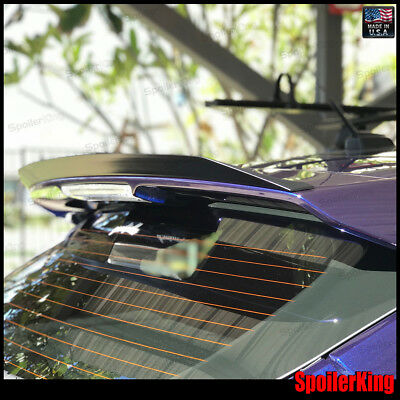 "SPK 284GC Rear Upper Roof Spoiler 4 Hatchback Select a SIZE 26""- 53"" available"