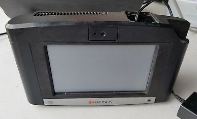 kronos intouch 9000 in touch 8609000-001