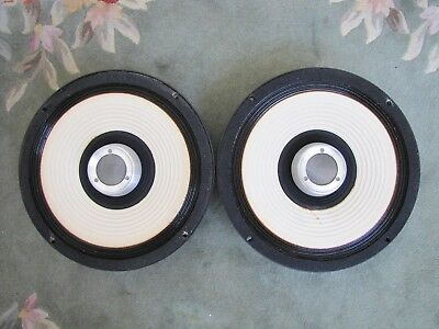 "JBL LE12C. pair of Vintage Rare JBL LE-12C 12"" Coaxial Speakers"