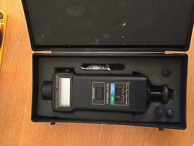 Photo/contact Gwi Model Dt2236 Tachometer