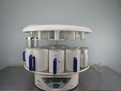 Thermo Microm STP 120 Tissue Processor with Warranty SEE VIDEO