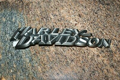 Genuine Harley Davidson 62308-10 Medallion, LEFT  Fuel Tank emblem