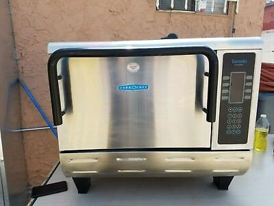 Turbochef Tornado NGCD6 Rapid Cook Oven Microwave Single Phase 208 to 240 volt