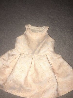 River Island Mini girls New Dress Without Tags 6-9 Months