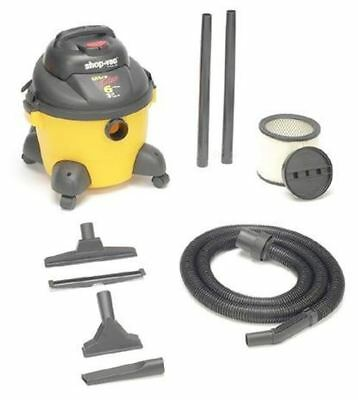 Shop-Vac 962-06 6 Gallon Pro Wet & Dry