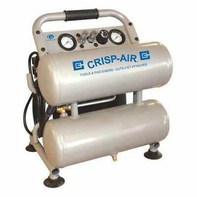 Crispo CRTS200 Air 1.8 HP 4-Gallon Twin Stack Compressor