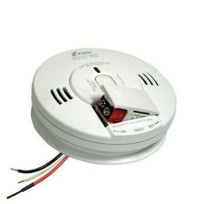Kidde Carbon Monoxide Alarm With Voice Plug In 10 Year