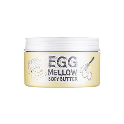 [TOO COOL FOR SCHOOL] Egg Mellow Body Butter - 200g / Free Gift