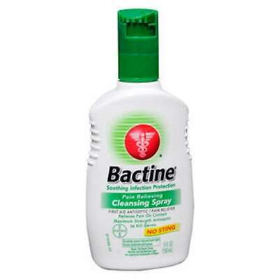 Bactine Pain Relieving Cleansing Spray, 5 oz