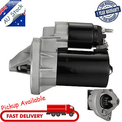 New Starter Motor For Ford Falcon AU BA BF 4.0 L Petrol 1998 - 2011 OE# BXF456