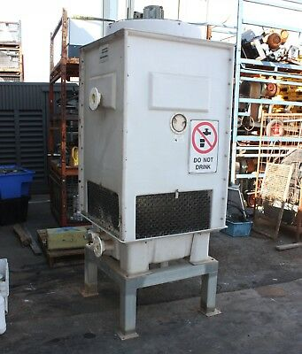 Aqua-Cool MSE2 Cooling tower with TECO 0.37kW motor