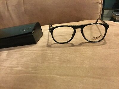Persol eyeglasses with case 9649-V 95 50 18 140