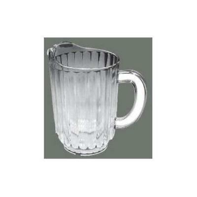 Polycarbonate Beer / Water Pitcher (Heavy Weight), 60 oz..