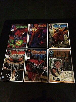 Spawn collection, Ultimate Spawn & Rust collection in Mint Condition,CGC Worthy