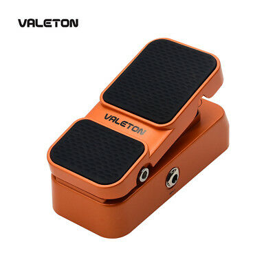 Valeton Passive Volume Expression Guitar Effects Pedal 2 Performance EP-2