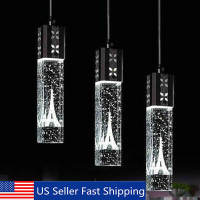 Tower led crystal bubble light chandelier ceiling pendant lamp tower led crystal bubble light chandelier ceiling pendant lamp living room decor aloadofball Choice Image