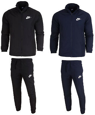 Nike Air AW77 Heritage Fleece Trainingsanzug Sportanzug Sweatanzug 2 Teilig
